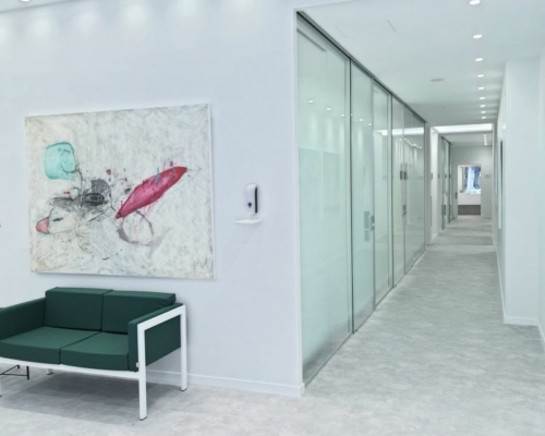 Ginefiv new clinic in Madrid